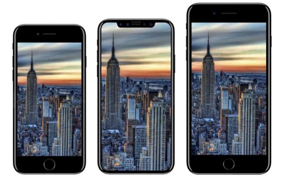 富士康内部爆料iPhone8细节:人脸检测,无线充电,双摄像头垂直布局…