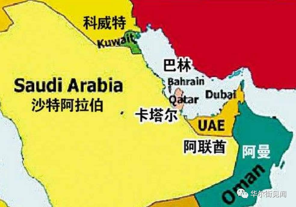 """中东惊变,""""背叛者""""市场崩跌,黄金、原油"""