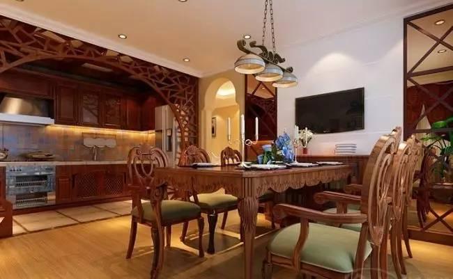 客厅与餐厅隔断, 带来完美的视觉享受图片