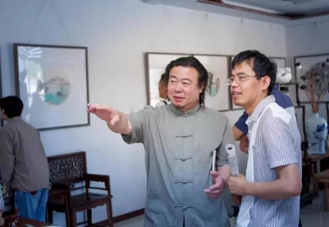 《风吹麦浪》大河七子画展6月3日隆重开幕!