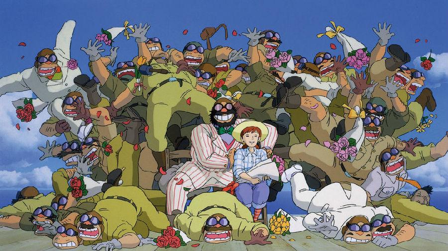 [1992剧场版]红猪动漫,动画飞天红猪侠 / Porco Rosso / Kurenai no buta全集下载,紅の豚在线观看