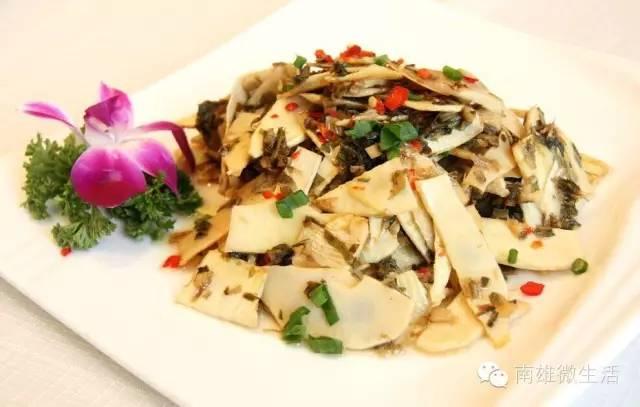 【传统】很多南雄人吃这个菜长大的历史典故的美食美食图片