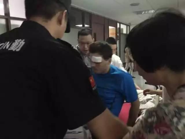 28岁英国洋女婿来杭看岳母,一天晕倒两次 竟然是因为杭州图片