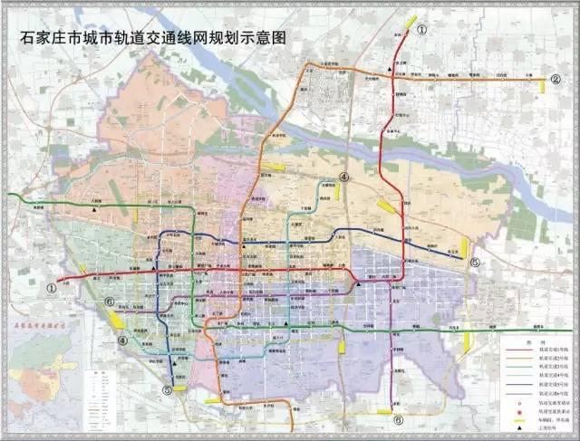 情报 地铁 规划图