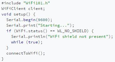 基于Arduino和IoT云平台搭建物联网系统