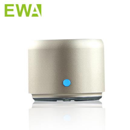 极致简约小钢炮,EWa/音为爱无线蓝牙迷你音箱39元