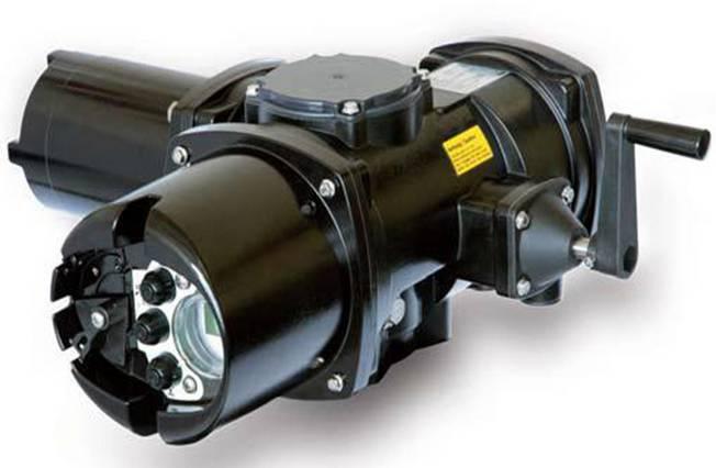 二,电动和气动执行器的对比图片
