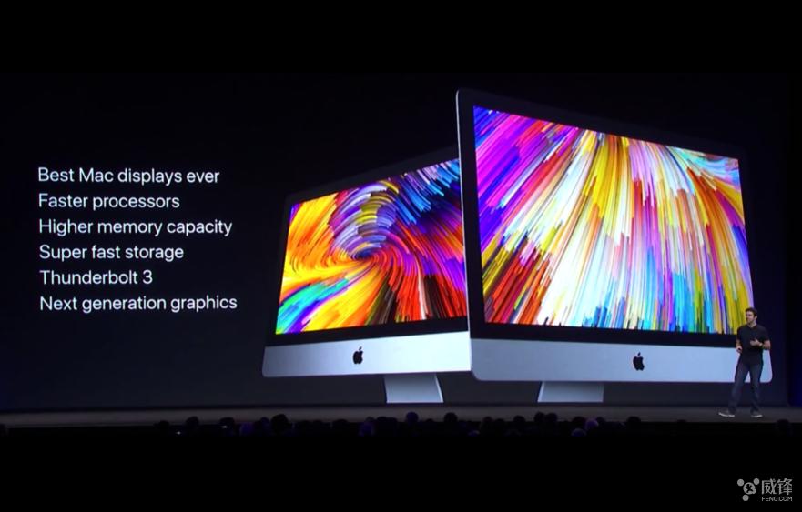 """iMac、MBP和MB全线更新英特尔七代酷睿CPU"""""""