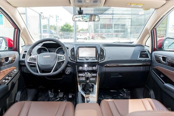 轩朗两款1.8L新车型上市 售6.98 7.18万
