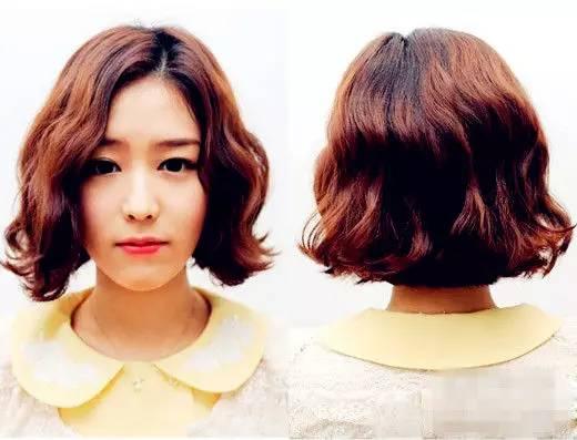 小女人味十足,换上这款发型秒变韩剧女主角的即视感有木有?图片