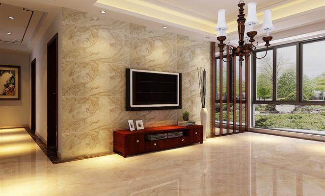 客厅装修壁纸该如何选择?
