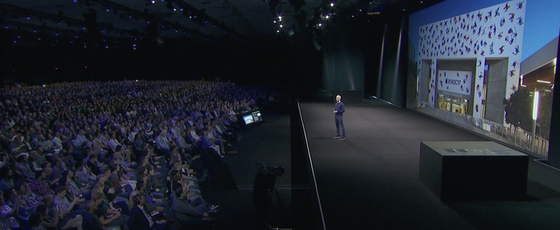 苹果WWDC大会:6大亮点 iOS11与最强iMac Pro亮相