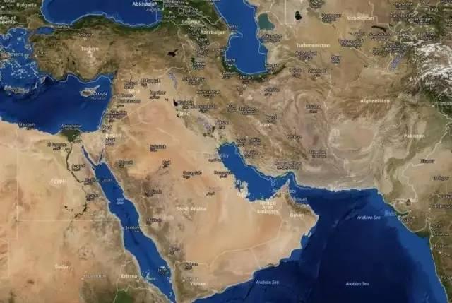 七国之乱:中东火药桶,离爆炸还有多久?