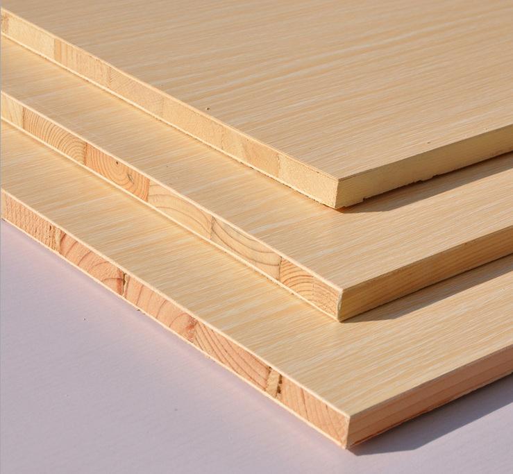 (图为:生态免漆板)-做衣柜用什么板材好 生态板十大品牌