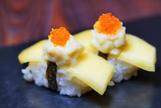 第一间榴莲系列寿司铺,十款产品刷新你对日本料理的新感官图片