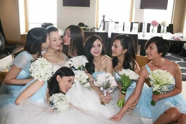 安以轩结婚伴娘上热搜,该长心眼的还有陈妍希李小冉徐若瑄 娱乐八卦 图24