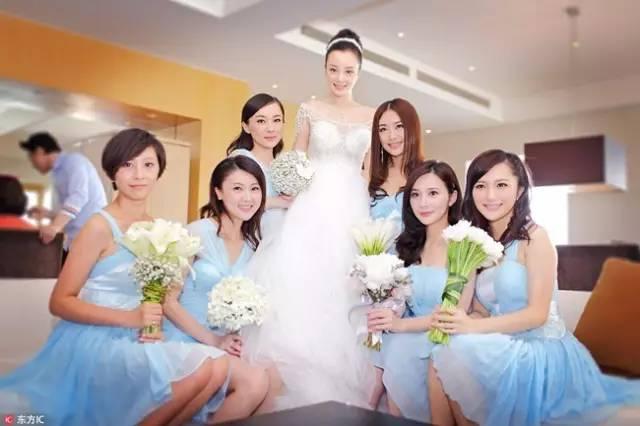 安以轩结婚伴娘上热搜,该长心眼的还有陈妍希李小冉徐若瑄 娱乐八卦 图23
