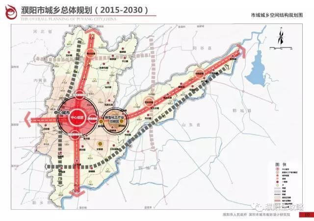 郑济高铁濮阳段6月中旬全线开工 高铁站规划曝光
