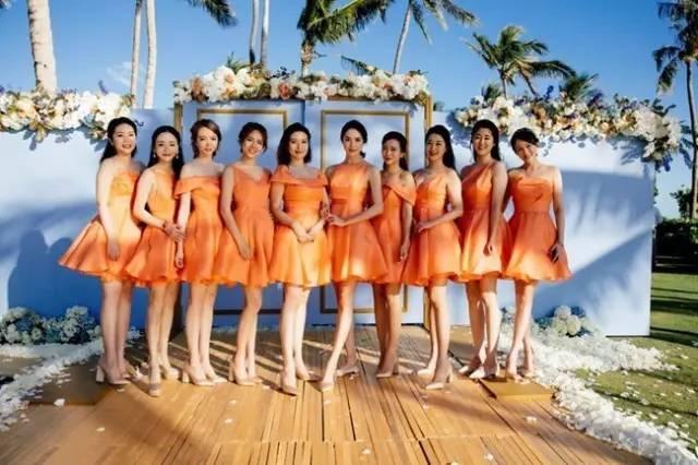 安以轩结婚伴娘上热搜,该长心眼的还有陈妍希李小冉徐若瑄 娱乐八卦 图2