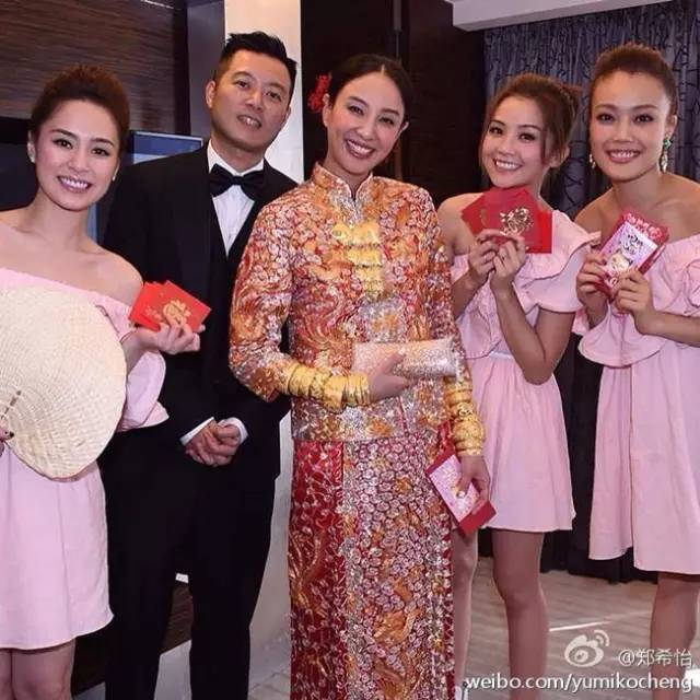 安以轩结婚伴娘上热搜,该长心眼的还有陈妍希李小冉徐若瑄 娱乐八卦 图7