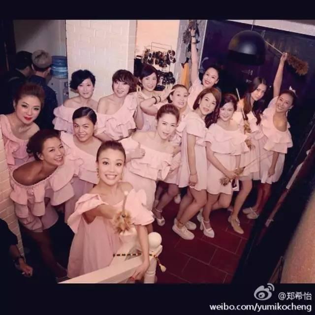 安以轩结婚伴娘上热搜,该长心眼的还有陈妍希李小冉徐若瑄 娱乐八卦 图8