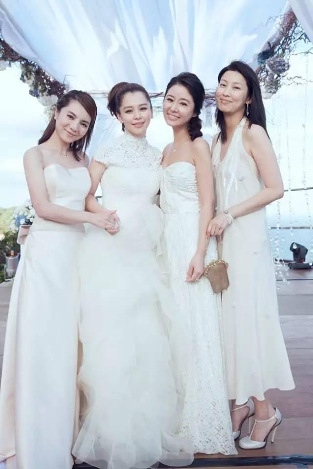 安以轩结婚伴娘上热搜,该长心眼的还有陈妍希李小冉徐若瑄 娱乐八卦 图29