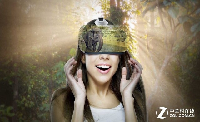 三星发布VR屏幕专用屏 VR产业链日渐完善