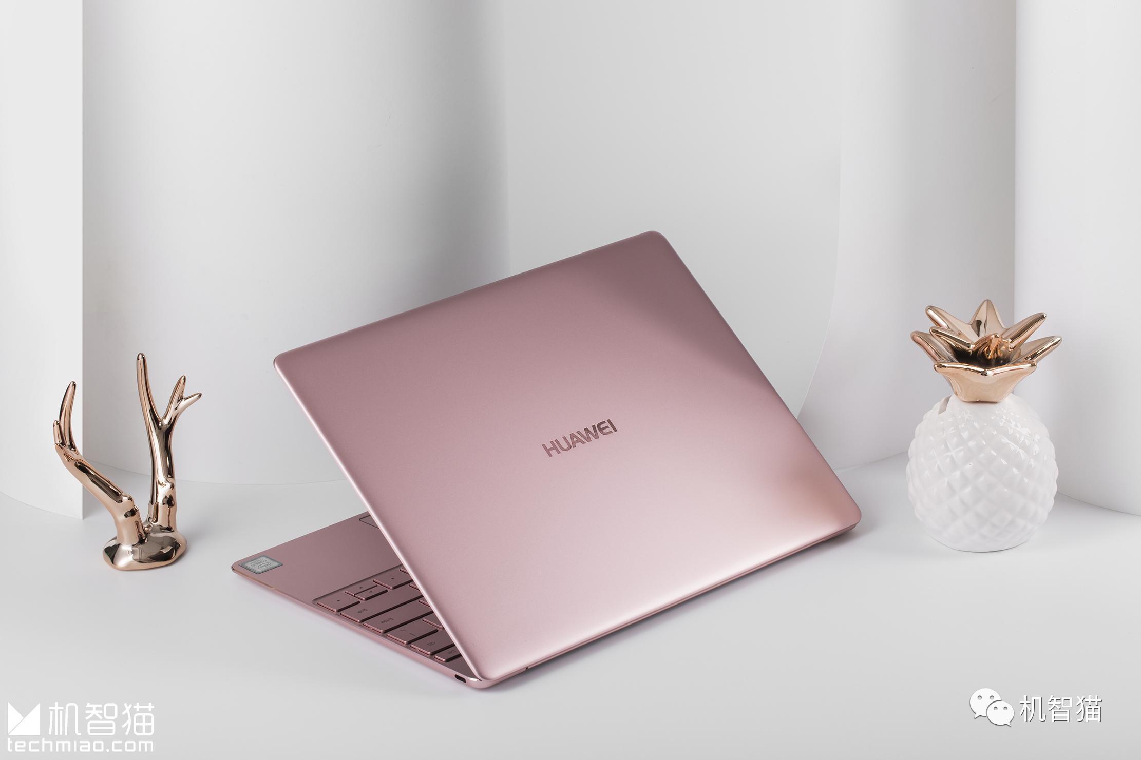 华为MateBook X国行首发开箱:手机品牌又出了一款让笔记本编辑连连点赞的产品