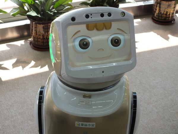 未来的全能保姆可能是机器人