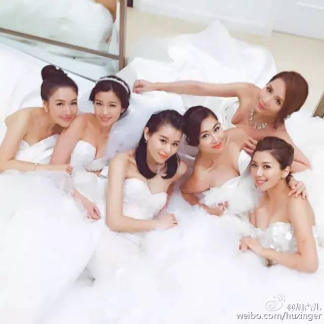 安以轩结婚伴娘上热搜,该长心眼的还有陈妍希李小冉徐若瑄 娱乐八卦 图11