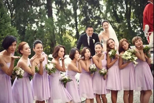 安以轩结婚伴娘上热搜,该长心眼的还有陈妍希李小冉徐若瑄 娱乐八卦 图15