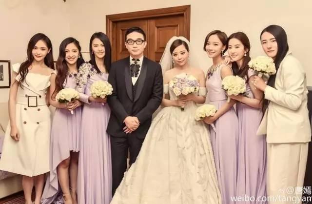 安以轩结婚伴娘上热搜,该长心眼的还有陈妍希李小冉徐若瑄 娱乐八卦 图21