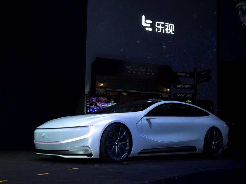 出售多个项目豪赌造车,贾跃亭将任乐视汽车全球董事长