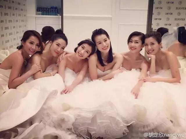 安以轩结婚伴娘上热搜,该长心眼的还有陈妍希李小冉徐若瑄 娱乐八卦 图10