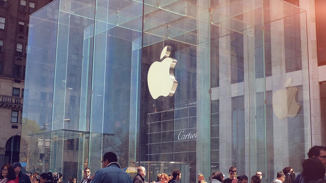 美国 500强排行榜苹果第三