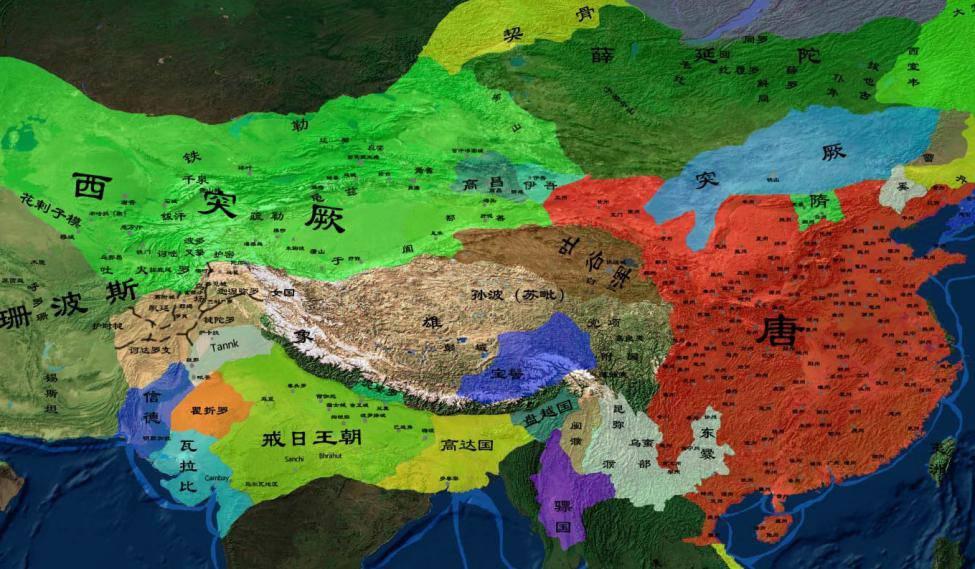 经略西土:唐朝在西域的经营失败了吗?