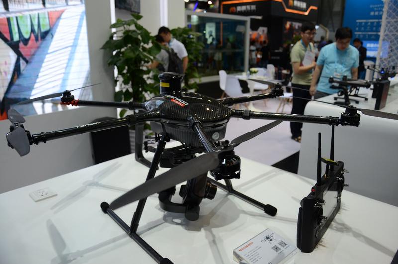 昊翔携五款无人机亮相CES Asia 科技资讯 第3张