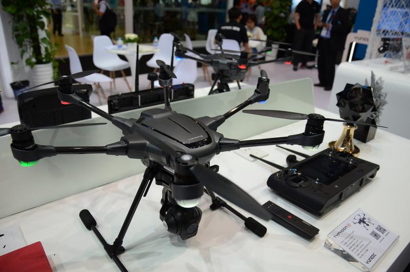 昊翔携五款无人机亮相CES Asia 科技资讯 第6张