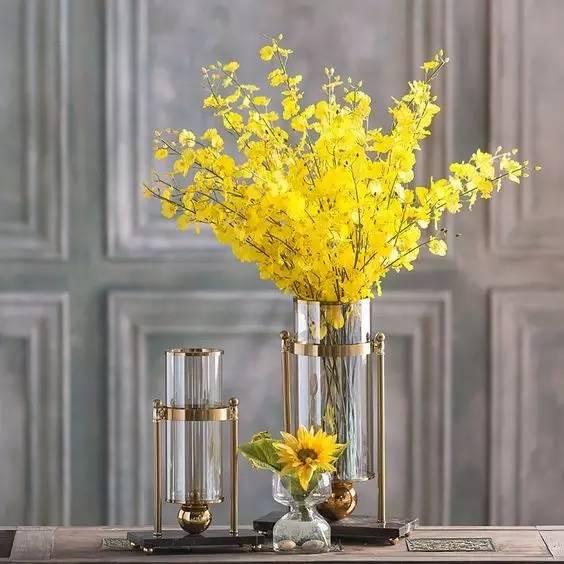 花艺设计是整个室内设计软装设计的点睛之处