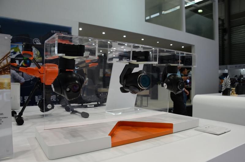 昊翔携五款无人机亮相CES Asia 科技资讯 第2张