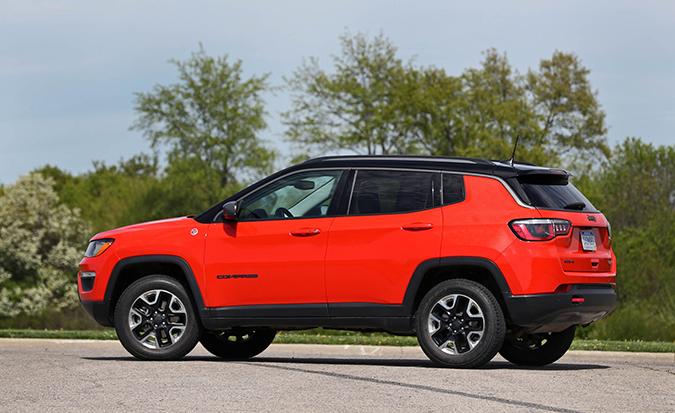 2017款jeep指南者高清图片