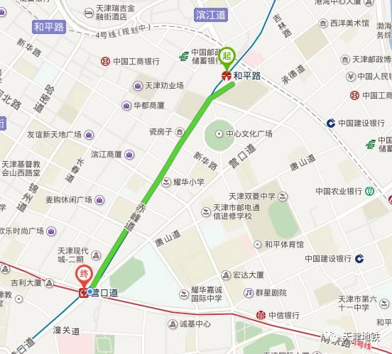 通知 地铁营口道站6月19日起施工改造,三号线列车通过不停车图片