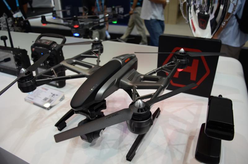 昊翔携五款无人机亮相CES Asia 科技资讯 第5张