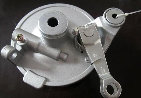 电动车刹车有哪几种_电动车这些部件损坏,修不如换!