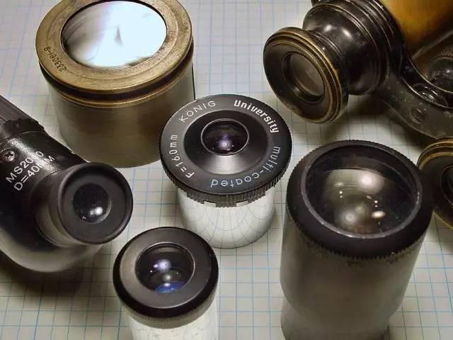 目镜怎么选?焦距又是什么?倍率怎么算?十字丝目镜又是干什么的?这篇统统告诉你插图