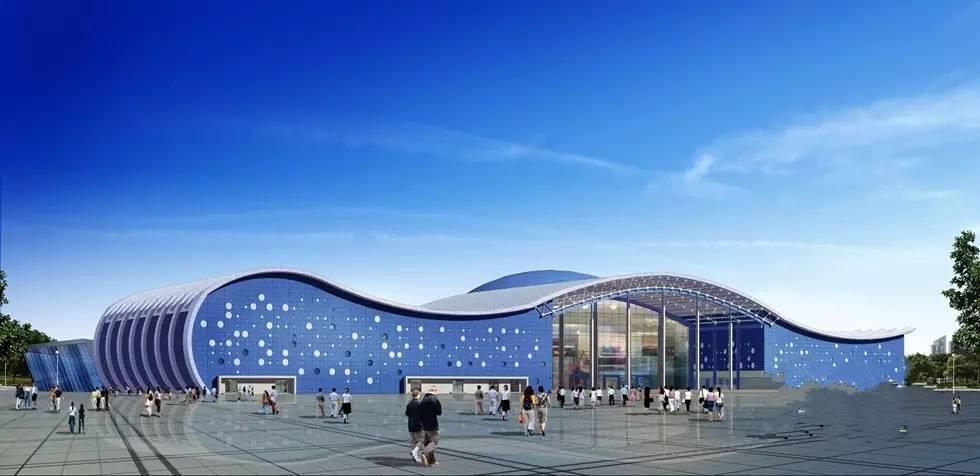 建设海洋极地世界,欧乐堡游乐场,自然博物馆等旅游文化项目.图片