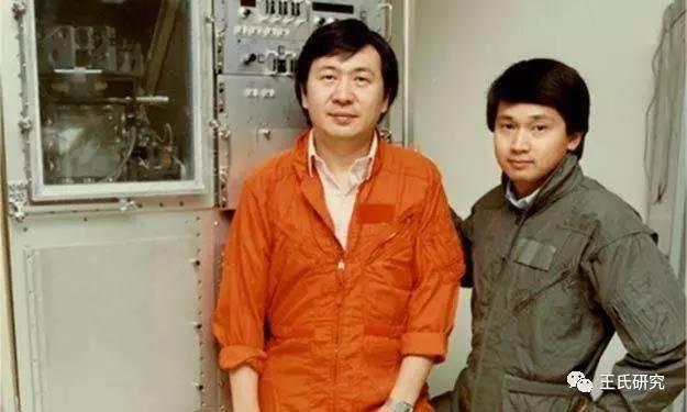 王赣骏---第一位进入太空的华人