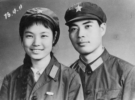 泛黄的照片,爱情的定格,中国婚纱照的美丽演变史!