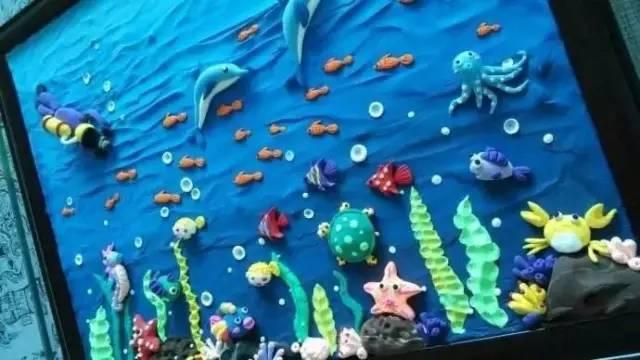 壁纸 海底 海底世界 海洋馆 水族馆 640_360