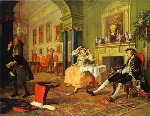 丈夫 妻子和情人 十八世纪欧洲的婚姻生活
